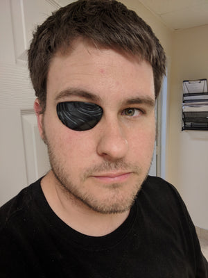 Thor eye patch