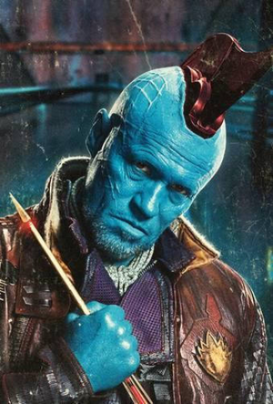 Yondu's Ravager Badge