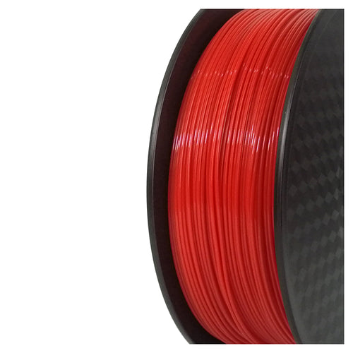 Red PLA 3D Printing Filament