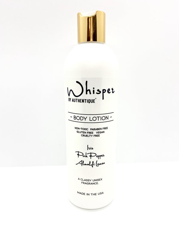 Whisper Body Lotion