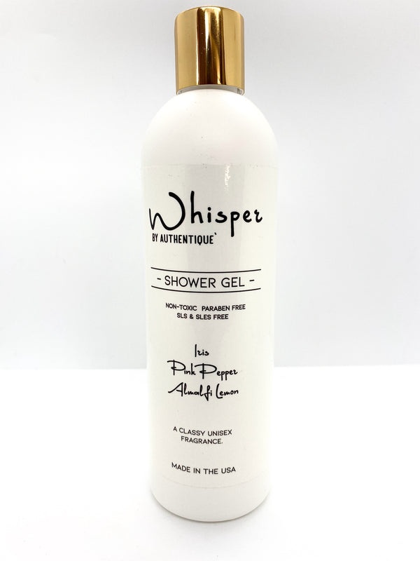 Whisper Shower Gel