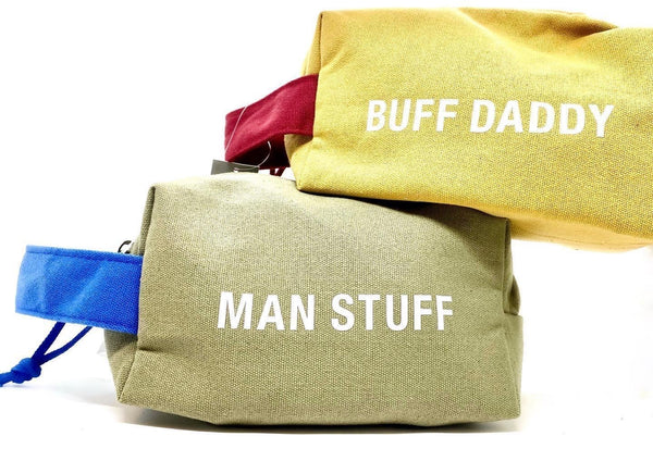 Man Stuff Dopp Kit
