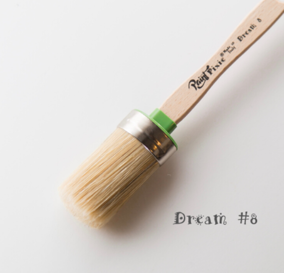 Oval Brush #8 - 1 3/8 Wide