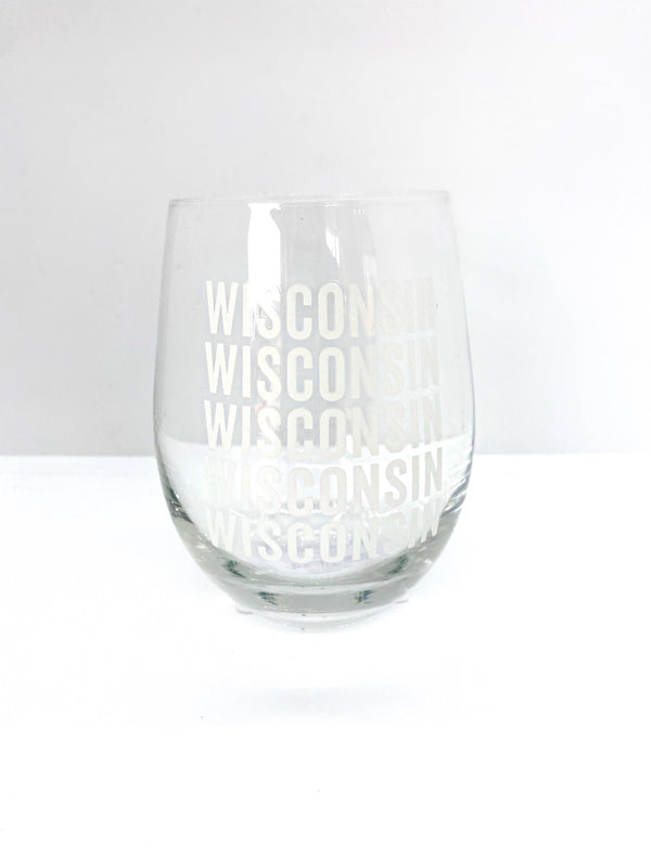 WI Wine Glasses