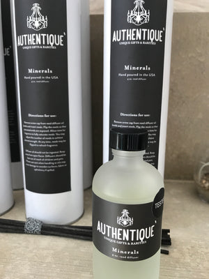 Authentique Reed Diffuser