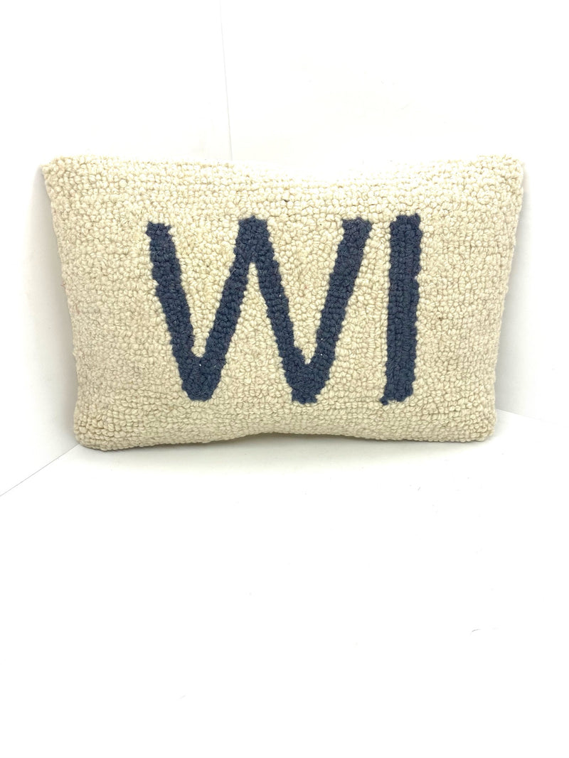 WI - Hook Pillow