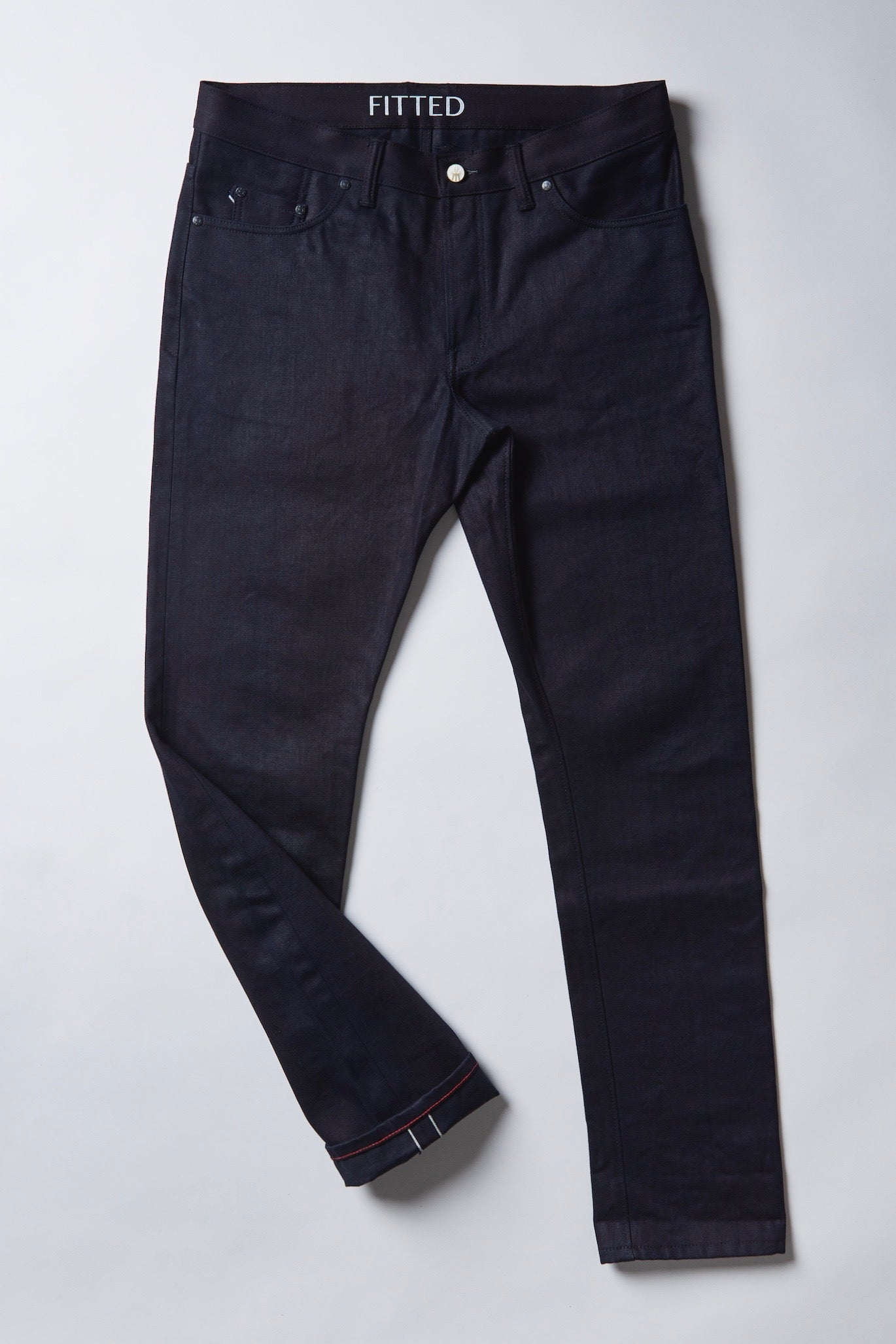 J14 Double Indigo - FITTED Underground