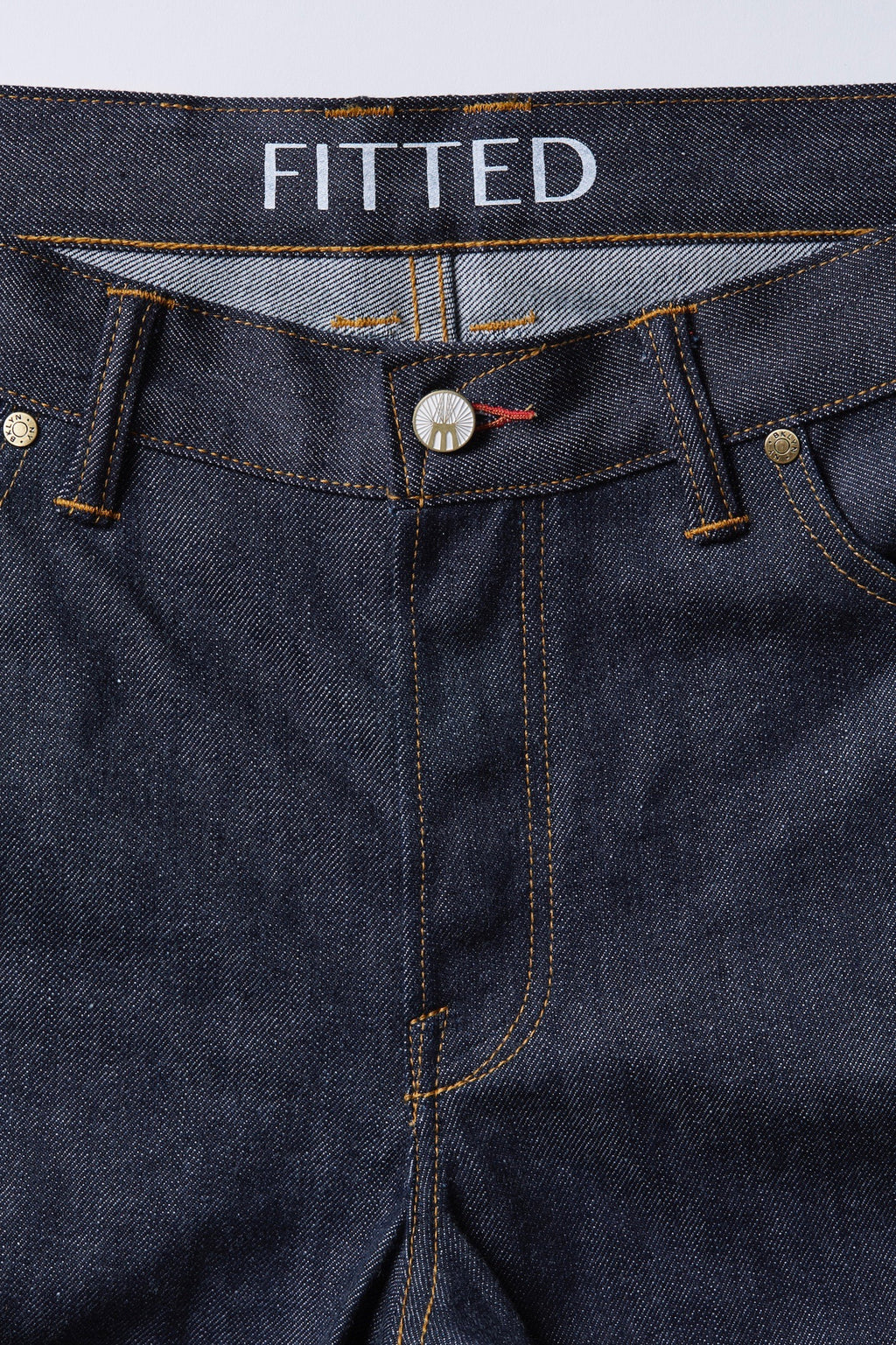 J11s Summer Selvedge - FITTED Underground