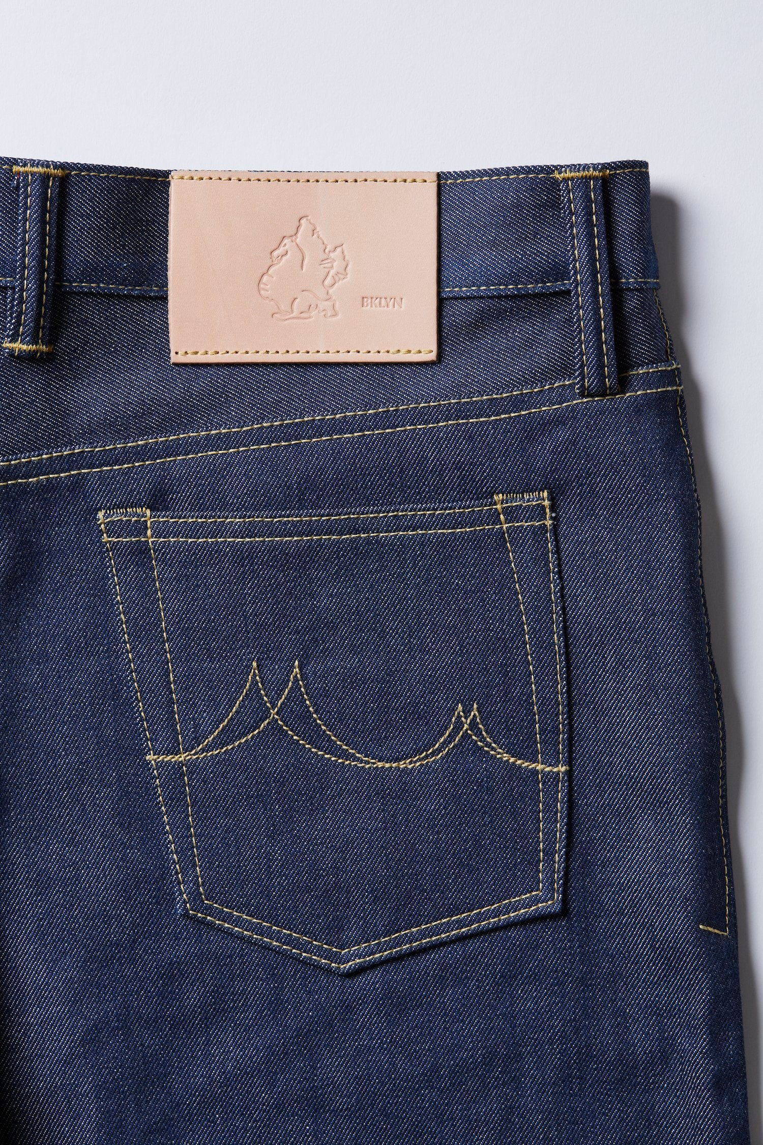 J12 Natural Indigo - FITTED Underground