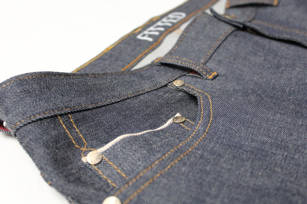 JAY 10 Summer Selvedge - FITTED Underground