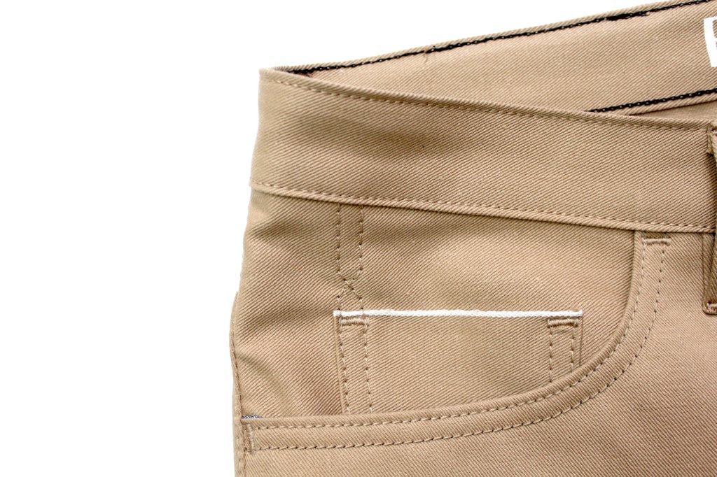 TWILL British Tan - FITTED Underground