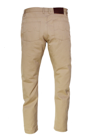 JAY Twill British Tan - FITTED Underground