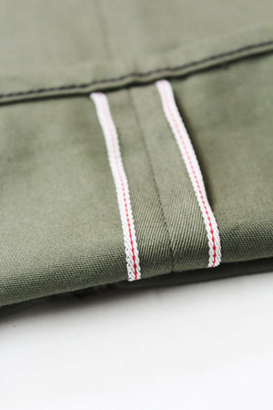 JAY Twill Olive - FITTED Underground
