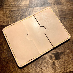 Bleecker Bifold Wallet - FITTED Underground