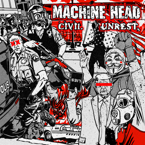 Civil Unrest (OFFICIAL 2-TRACK SINGLE)