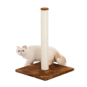 Cat Scratching Post - Brown