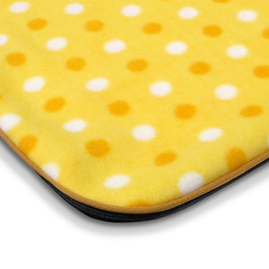 Pet Warmer - Yellow Dot