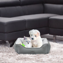 Lounger Pet Sofa Bed - Gray