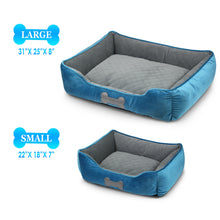 Super Soft Plush Cuddler - Blue