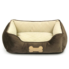 Super Soft Plush Cuddler - Dark Brown
