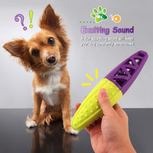 Dual Color Interactive Squeaking Stick