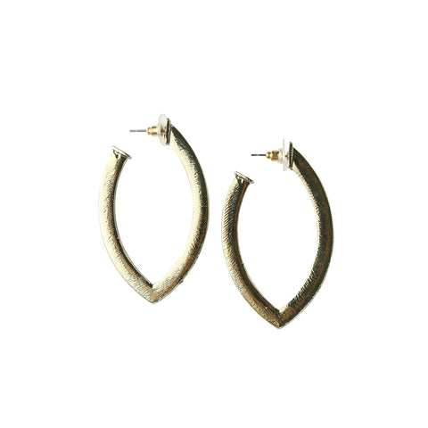 Earrings Cancun Gold