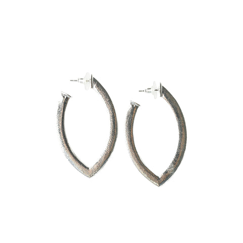 Earrings Cancun Silver