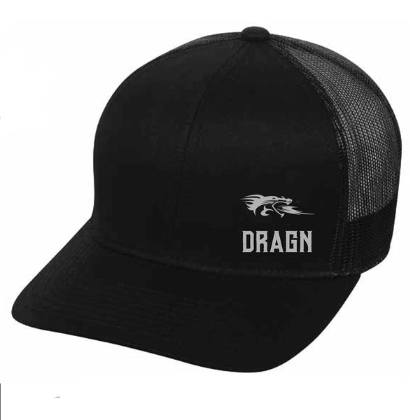DRAGN Ball Cap - BLACK