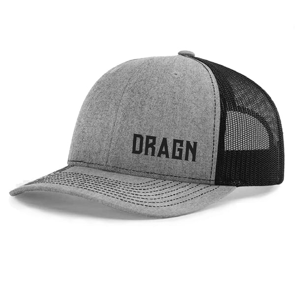 DRAGN Ball Cap - GRAY