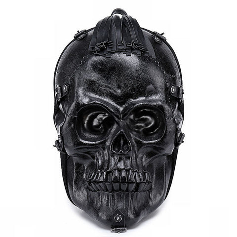 """Goliath"" Skull Backpack"