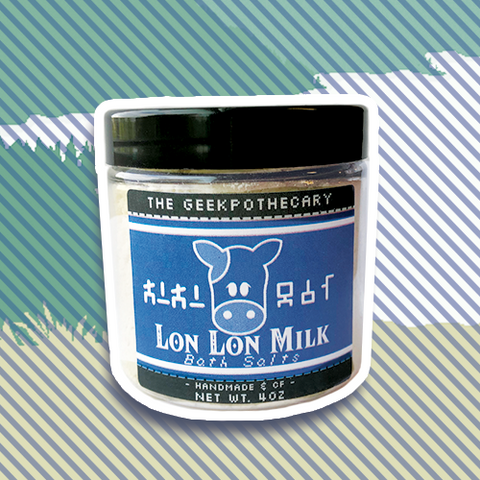 Lon Lon Milk Bath Salts
