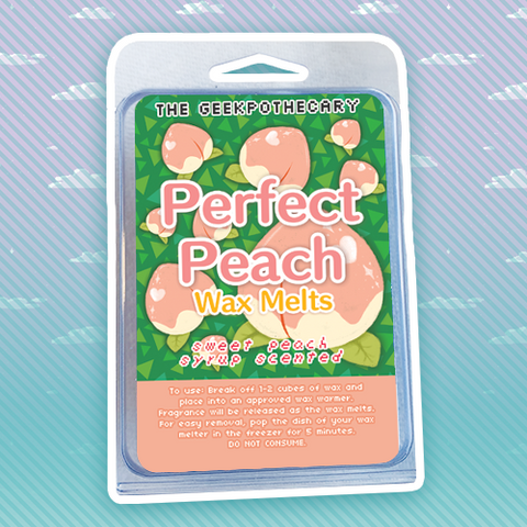 Perfect Peach Wax Melts