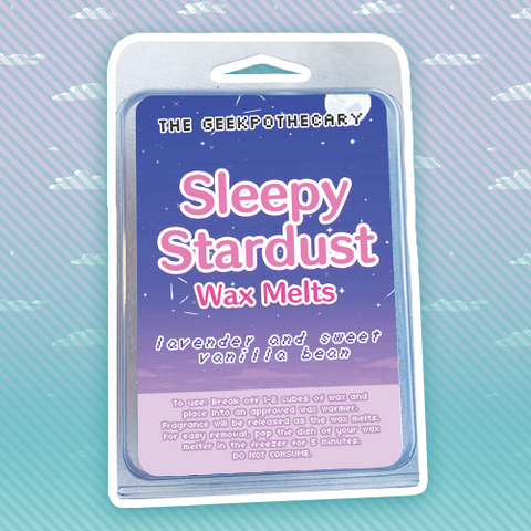 Sleepy Stardust Wax Melts