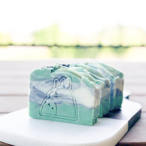 Keeper of the Forest Cold Process Soap