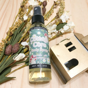 Cottage Core Body Spray