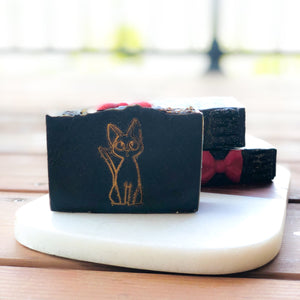 The Witch and Her Cat Cold Process Soap