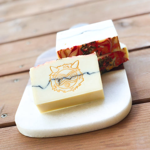 Spirit Princess Cold Process Soap