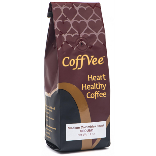 Ground Colombian Medium Roast CoffVee