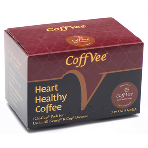 CoffVee™ – Dark French Roast – K-Cups® (12-count)