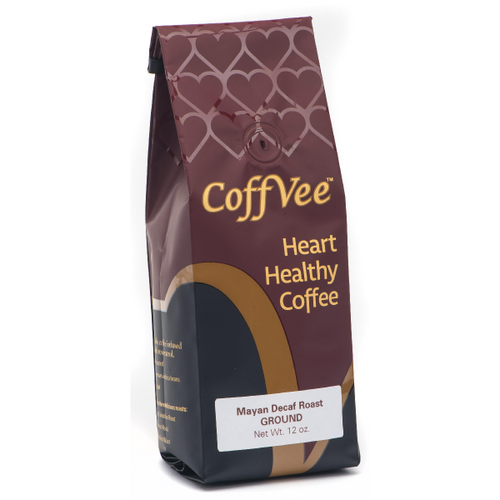 Ground Mayan Decaf Roast CoffVee- Vera Roasting Co