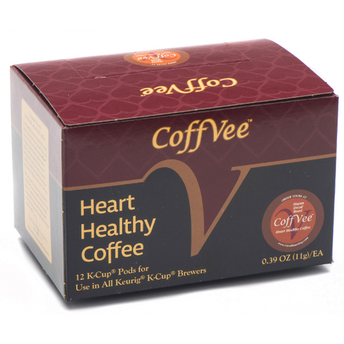 CoffVee™ – Mayan Decaf Roast – K-Cups® (12-count)