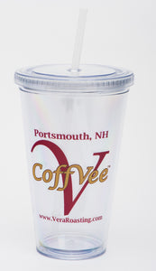 Insulated CoffVee™ Tumbler - Vera Roasting Company