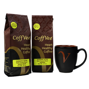 coffvee duo gift pack