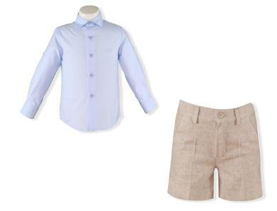 Boys long sleeve classic set