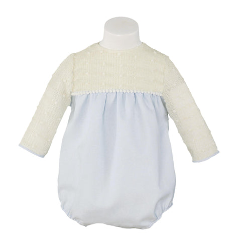 Baby long sleeve romper