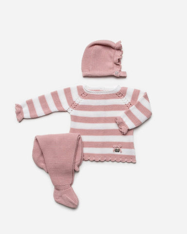 Newborn stripes 3p set sum