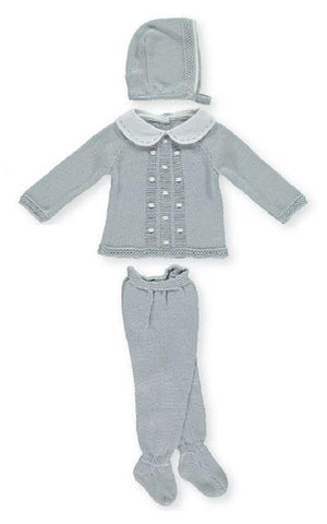 Newborn Coming Home 3p set Bodoque collar