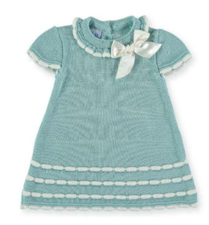 Baby Girls Dress point lorzas dress