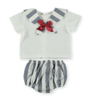 Baby Boys 2p Sailor  set