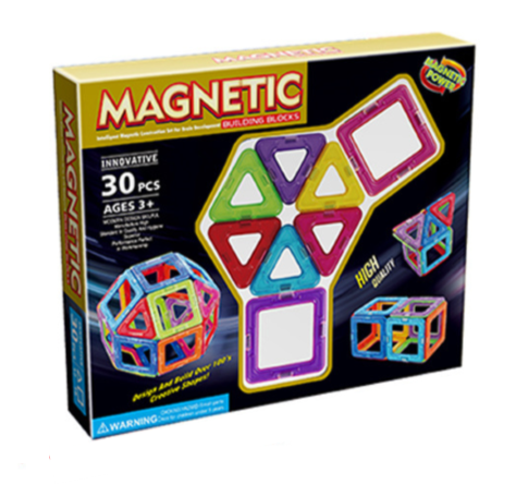 Magformers_Bolong_30pcs_box_front;Magnetii Educativi